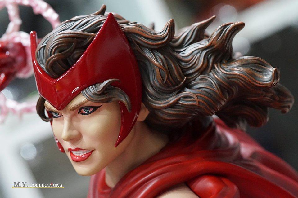 Premium Collectibles : Scarlet Witch** 119365768_44313456169irjkt