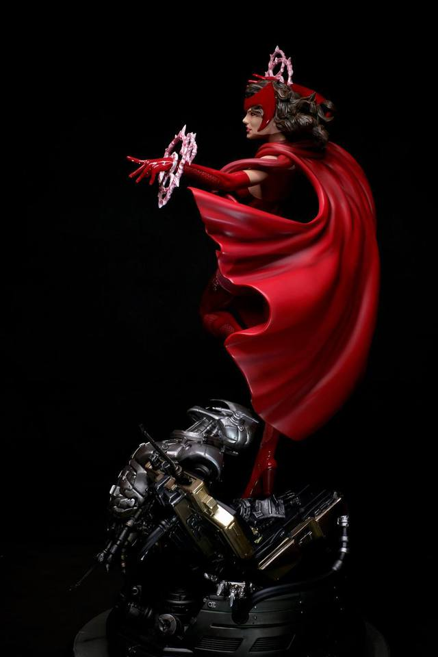 Premium Collectibles : Scarlet Witch** 11aejyz