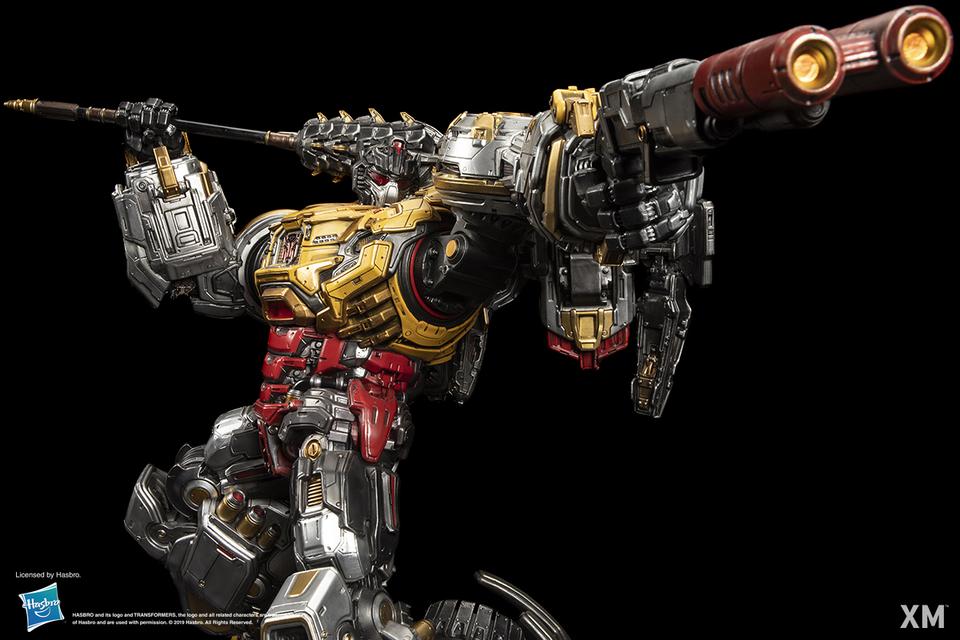 Premium Collectibles : Transformers - Grimlock (G1) 11bmj4m