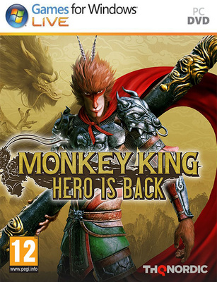 [PC] MONKEY KING: HERO IS BACK (2019) Deluxe Edition Multi - FULL ITA