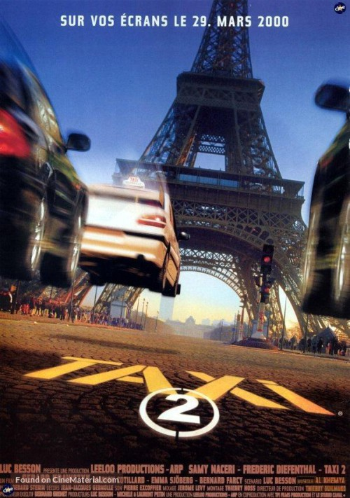 Taksi 2 Full Film indir