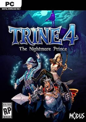 [PC] Trine 4: The Nightmare Prince (2019) Multi - FULL ITA