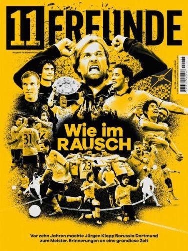 Cover: 11 Freunde Magazin für Fussballkultur No 236 Juli 2021