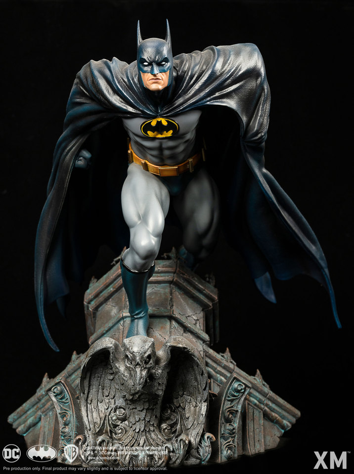 Premium Collectibles : Batman 1972 Cover Art 1/6 11hjyl