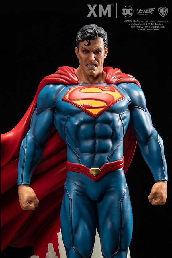 Premium Collectibles : JLA Superman 1/6**   11i6j45