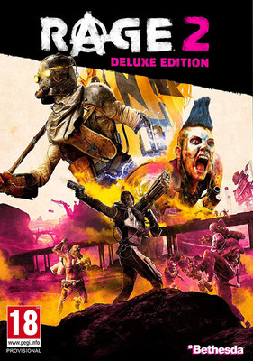 [PC] RAGE 2: Rise of the Ghosts (2019) Multi - FULL ITA