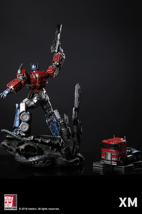 Premium Collectibles : Transformers - Optimus Prime (G1) - Page 2 11m3ryz