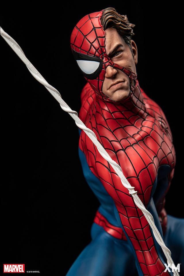 Premium Collectibles : Spiderman** 11m7dqj
