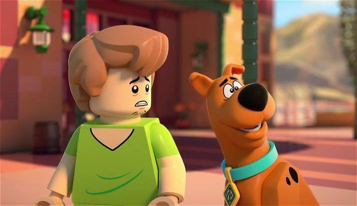 Lego Scooby-Doo! Lanetli Plaj Ekran Görüntüsü 1