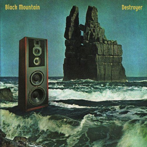 Black Mountain - Destroyer (2019)
