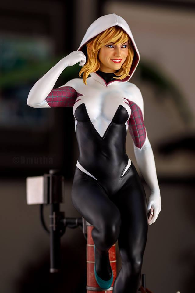 Premium Collectibles : Spider-Gwen 11o0occ