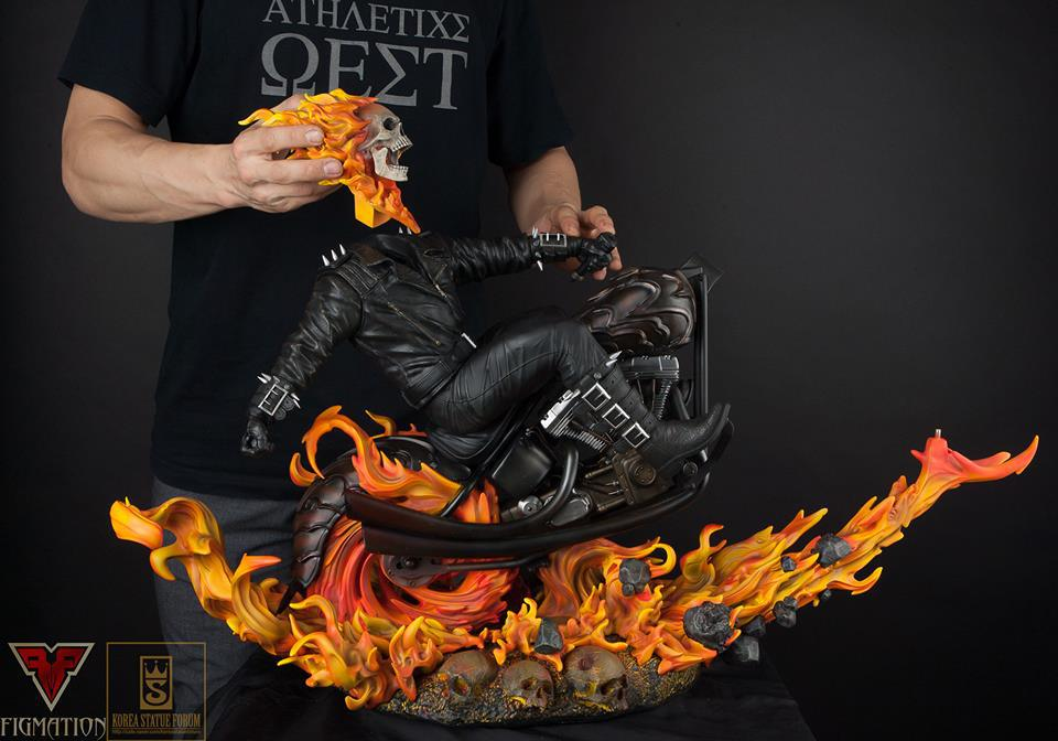 Premium Collectibles : Ghost Rider - Page 5 11pguea