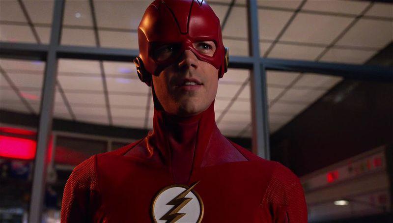 The Flash: 5.Sezon Tüm Bölümler Ekran Görüntüsü 1