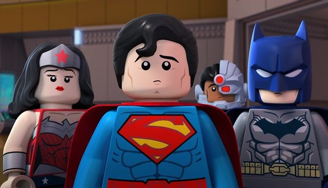 LEGO DC Comics Süper Kahramanlar: Aquaman – Atlantis'in Öfkesi Ekran Görüntüsü 1