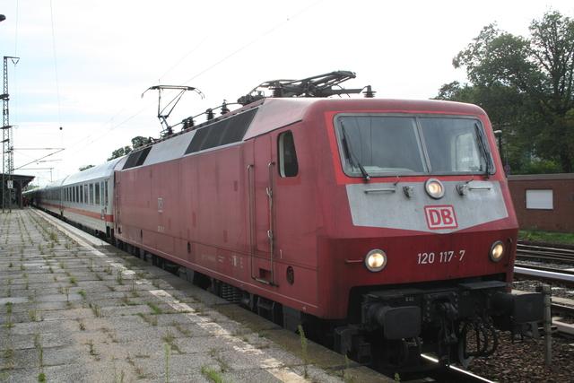 120 117-7 Berlin Wannsee