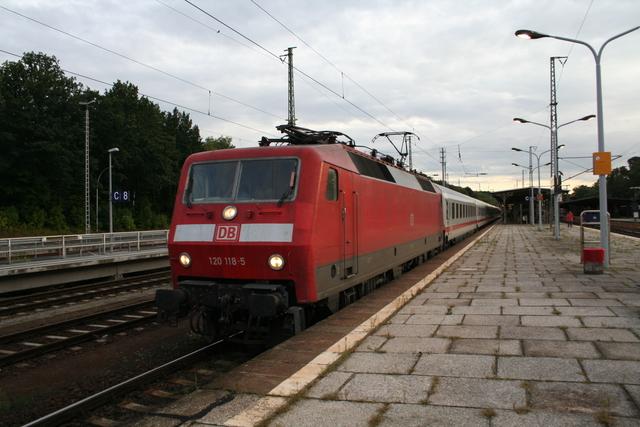 120 118-5 Berlin Wannsee