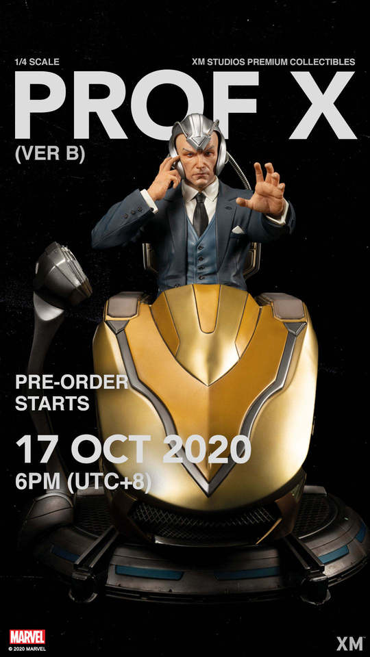 Premium Collectibles : Professor X** 121157612_272445245444zk7e