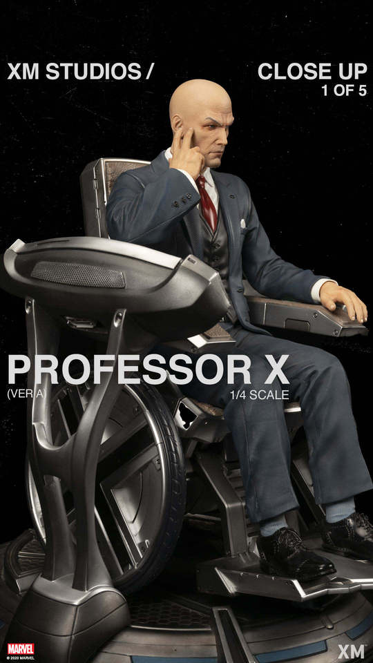Premium Collectibles : Professor X** 121336504_27244465277r1kr4
