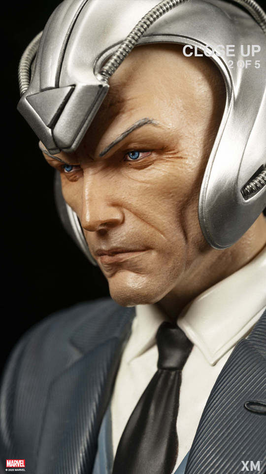 Premium Collectibles : Professor X** 121396046_27244526844a2jq0