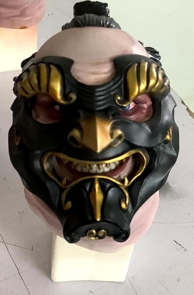 Samurai Series : Penguin 121534718_27018174733gek5v