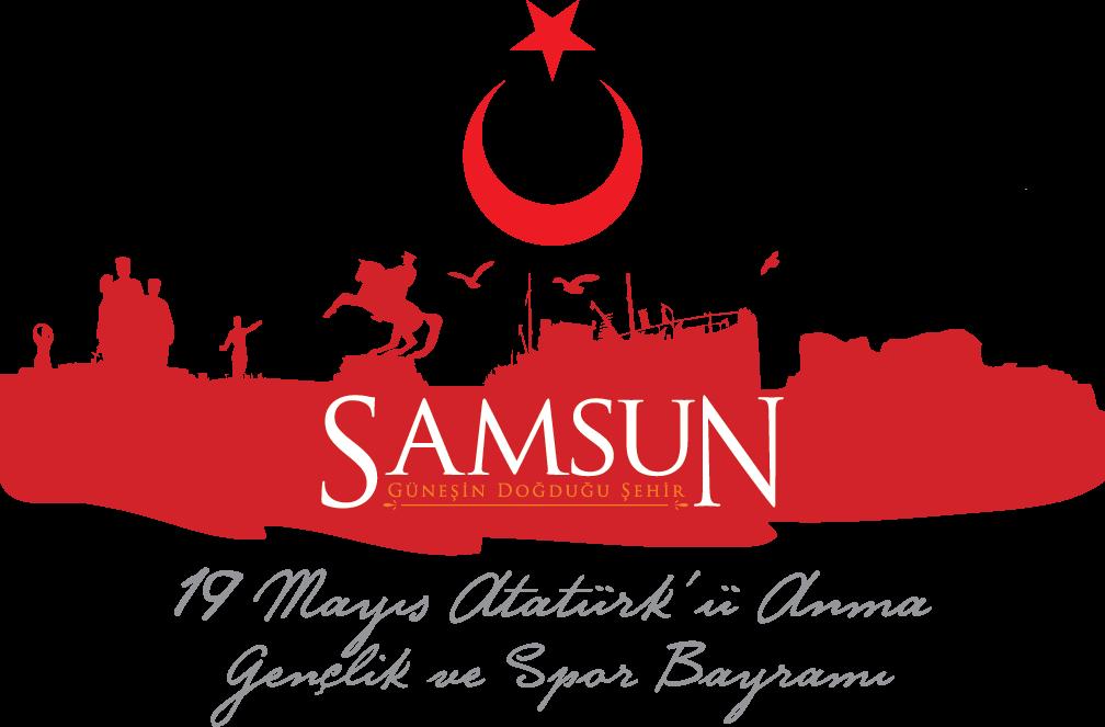 19 Mayıs 1919 Gençlik ve Spor Bayramı Png Transparan Resim Çalışmaları-Bayrak,Atatürk,Silüet,Kutlama
