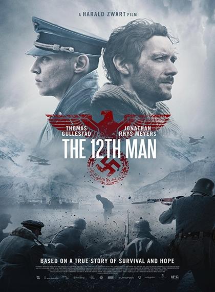12th Man - Den 12. mann - 2017 - 720p BRRip - Türkçe Altyazı