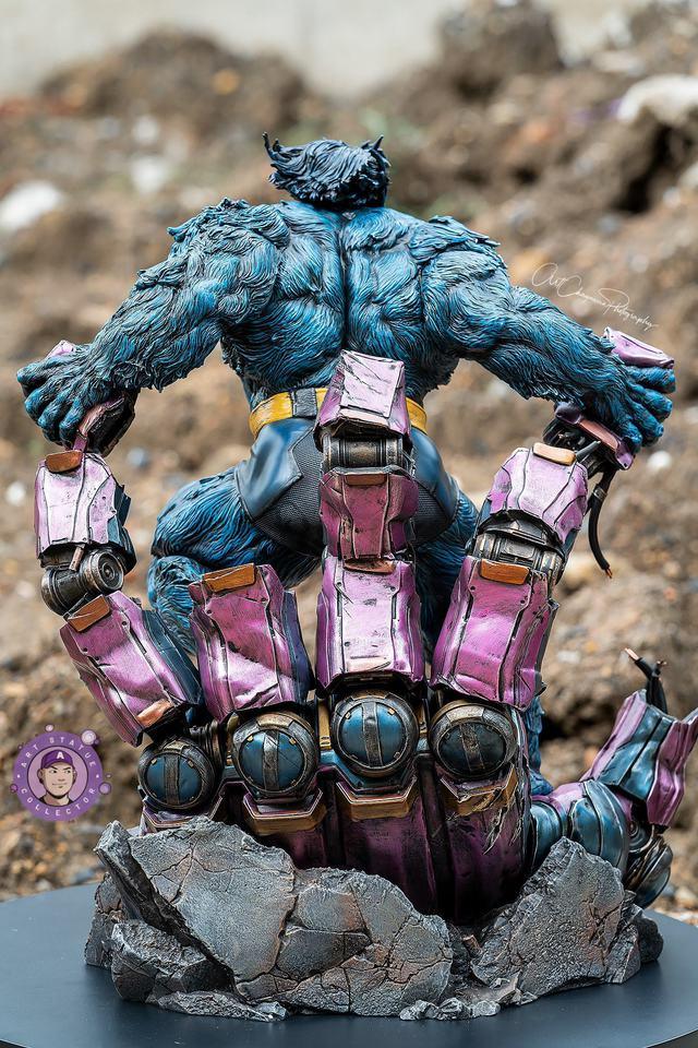 Premium Collectibles : Beast 1/4 Statue 122vkfj