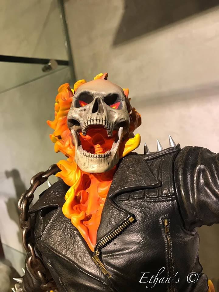 Premium Collectibles : Ghost Rider - Page 4 1238uub