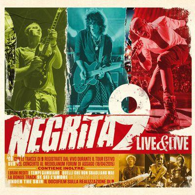 Negrita - 9 Live&Live (2016).Mp3 - 320Kbps