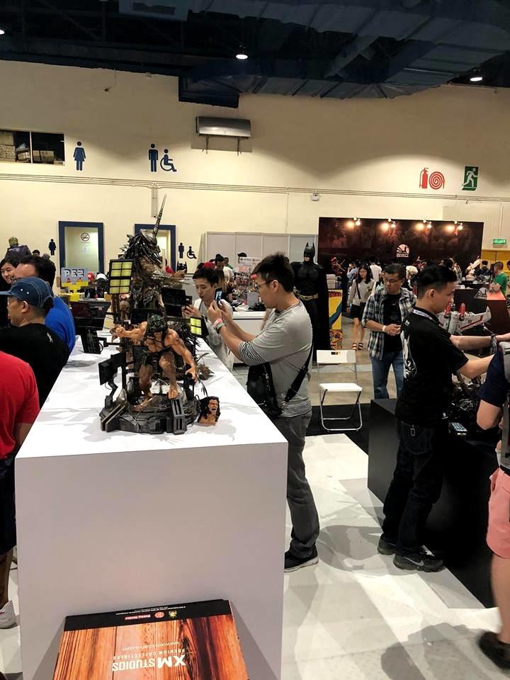 XM Studios: Coverage TAGCC 2018 - April 7th-8th 124fukz