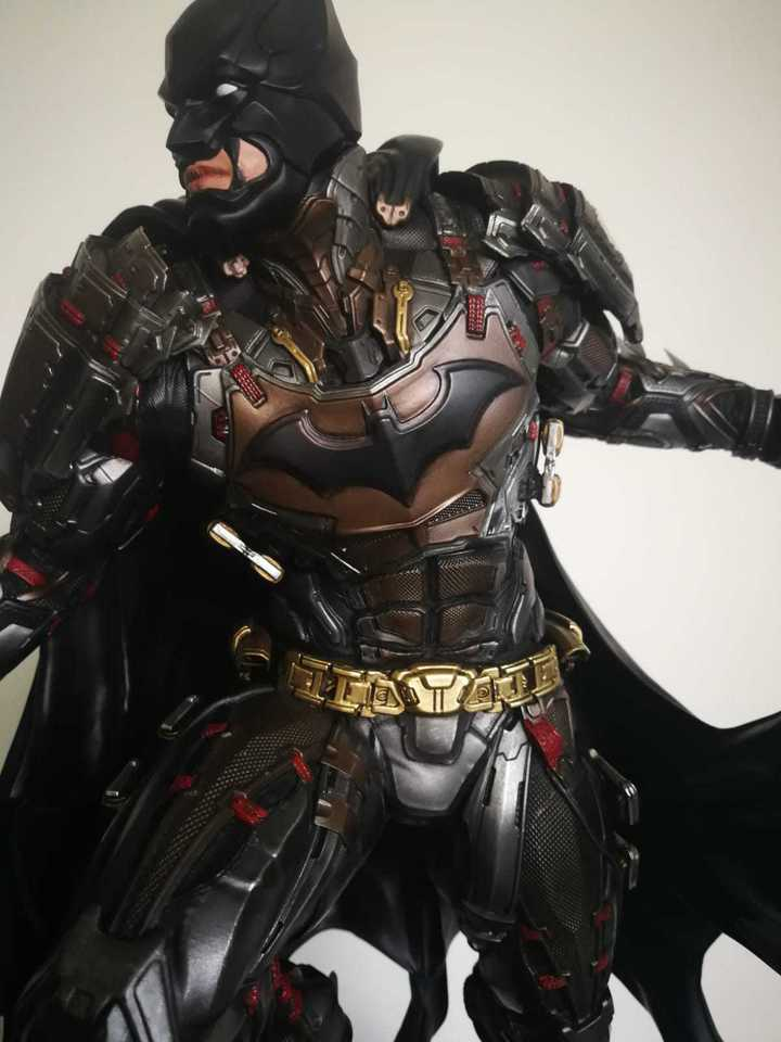 Samurai Series : Batman Shugo 125152766_27557822479r0jk8