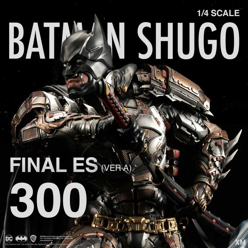Samurai Series : Batman Shugo 125197212_27548176514hkkz2