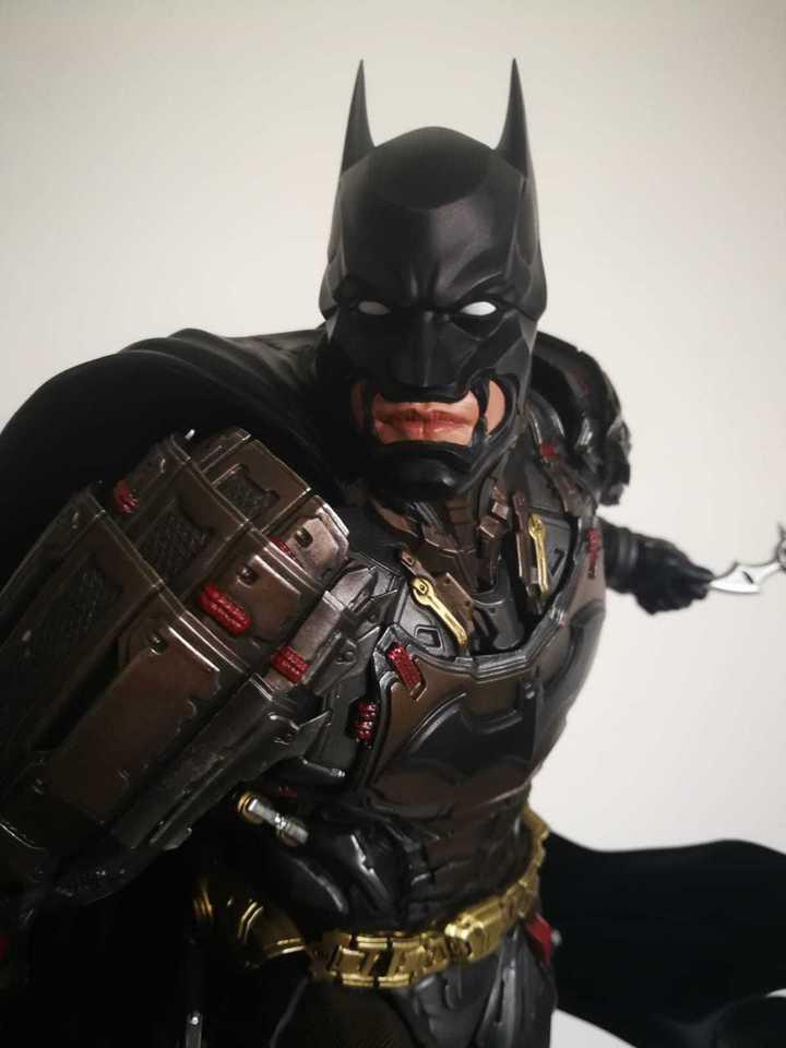 Samurai Series : Batman Shugo 125197542_27557822446m2juw