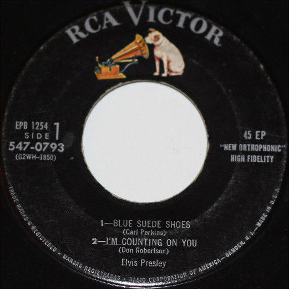 Presley - ELVIS PRESLEY 1254akwu29