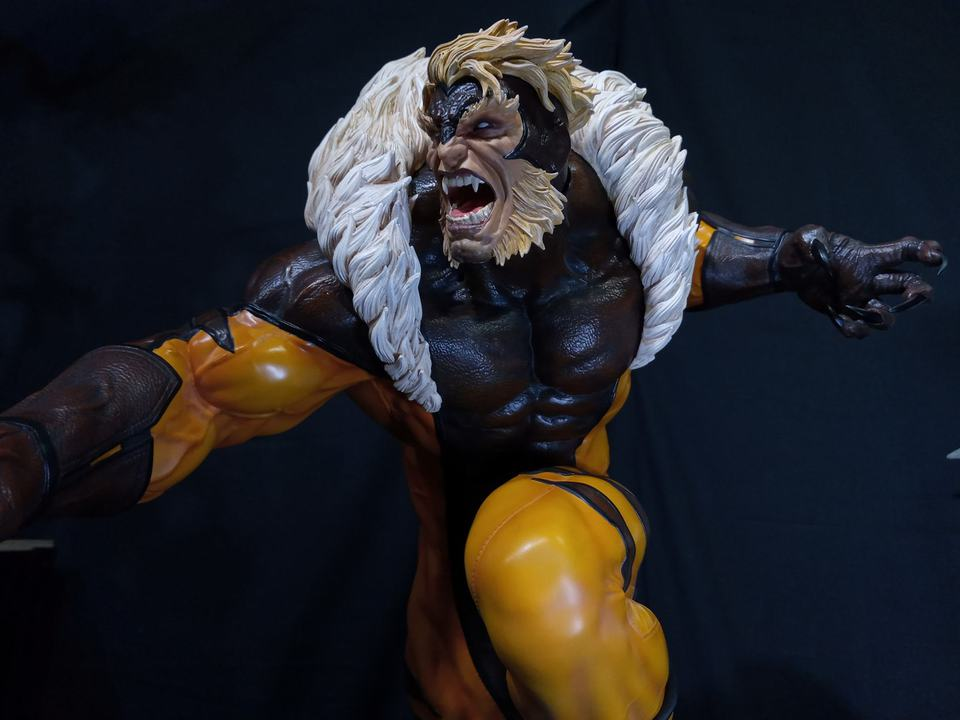 Premium Collectibles : Sabretooth 126487821_56627894087yiknf