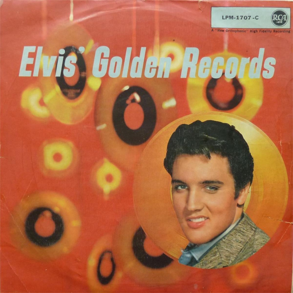 ELVIS' GOLDEN RECORDS 1268oz2x