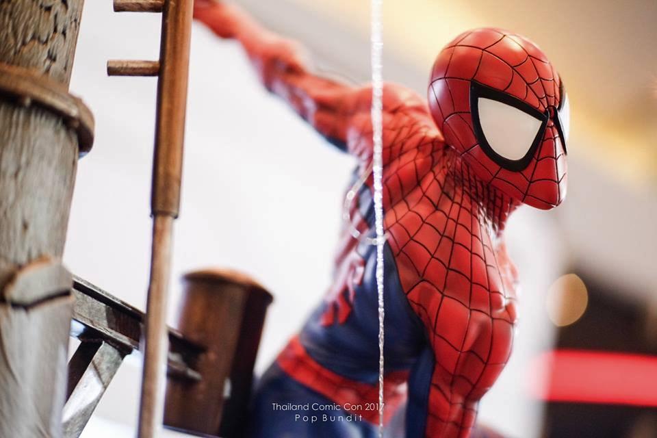 Premium Collectibles : Spiderman** 127tu52