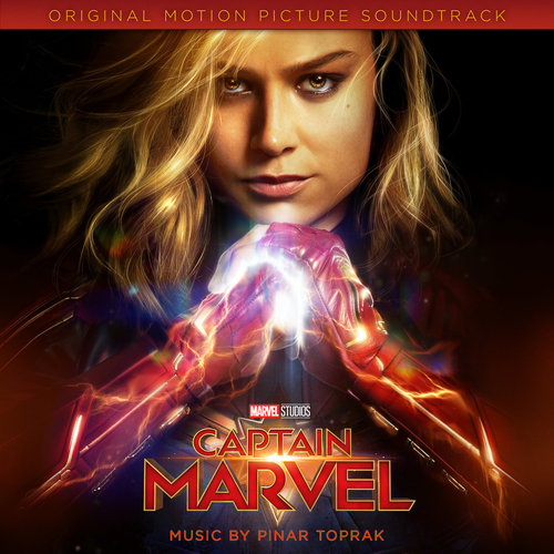 Pinar Toprak - Captain Marvel (Original Motion Picture Soundtrack) (2019)
