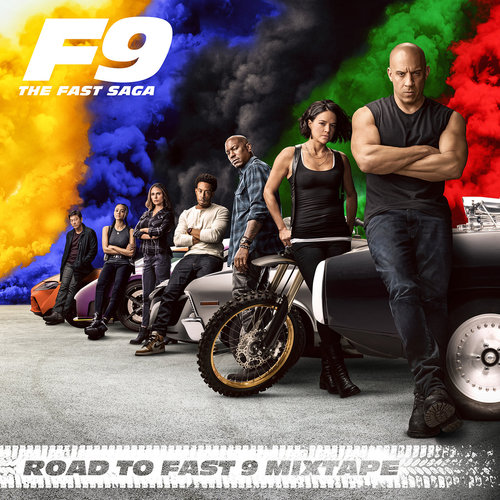 Road To Fast 9 Mixtape (2020)