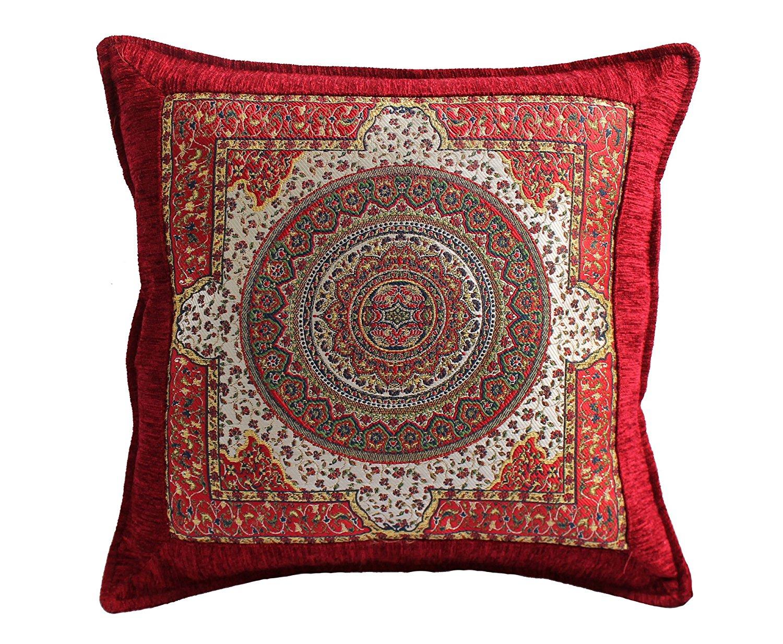 Z leyha kissen kissenbezug kissenh lle sitzkissen cushion orientalisch in marine ebay for Sitzkissen orientalisch