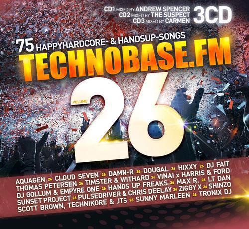 TechnoBase.FM Vol. 26 (2019)