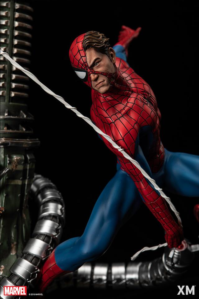 Premium Collectibles : Spiderman** 1291dnz