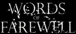 Words of Farewell logo