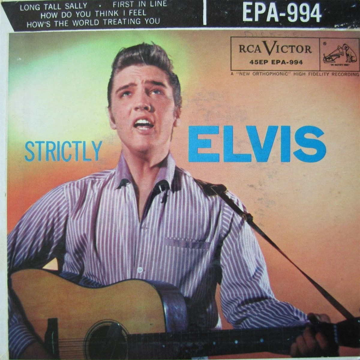 STRICTLY ELVIS 129f0r7a