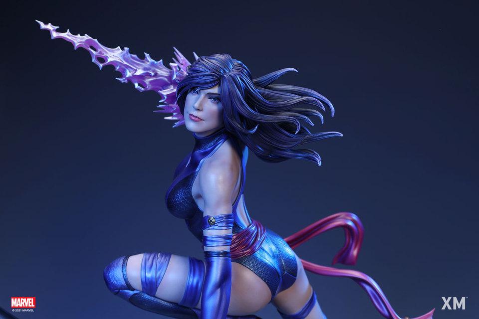 Premium Collectibles : Psylocke 1/4 Statue 12a75jn5