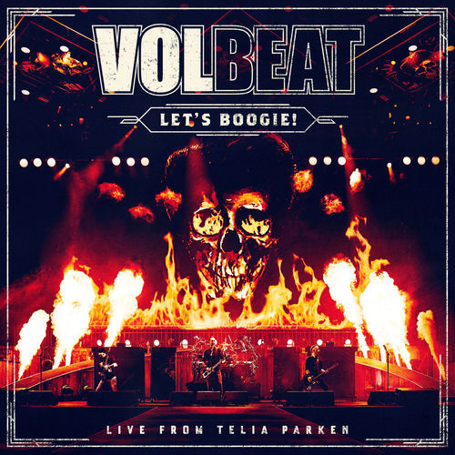 Volbeat - Lets Boogie! (Live from Telia Parken) (2018)