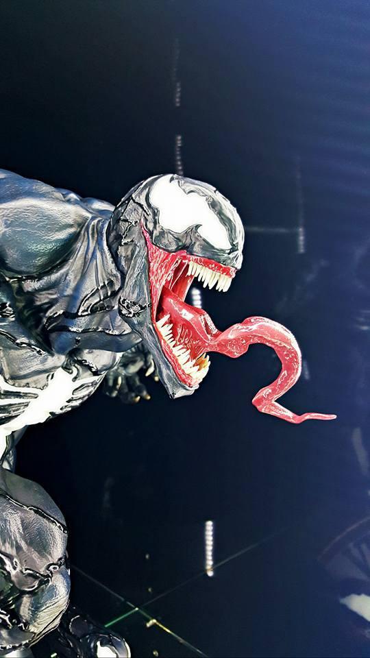 Premium Collectibles : Venom - Comics Version - Page 5 12djy3y