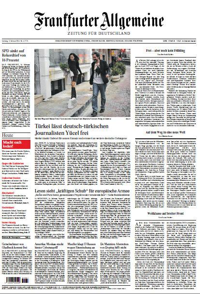 Frankfurter Allgemeine 17 Februar 2018