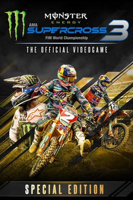 [PC] Monster Energy Supercross - The Official Videogame 3 (2020) Multi - SUB ITA