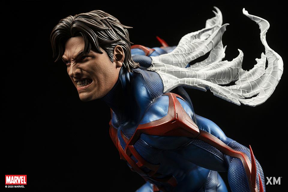 Premium Collectibles : Spider-Man 2099 12jvkgy